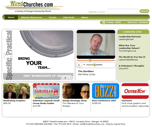 Wiredchurches